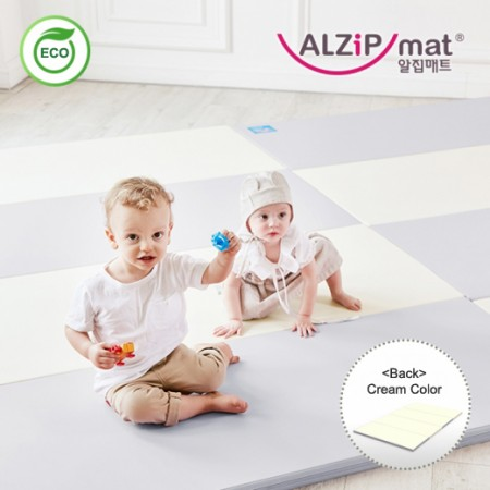 Alzip New Eco SG Duo Grey (240x140x4cm) Dual Playmat