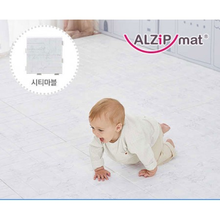 Alzip Puzzle Mat - City Marble