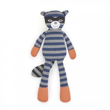 Farm Buddies Plush Doll - Robbie Raccoon