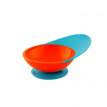 Boon Catch Bowl - Blue/Orange