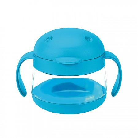 Ubbi Snack Container - Blue