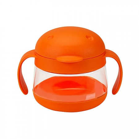 Ubbi Snack Container - Orange