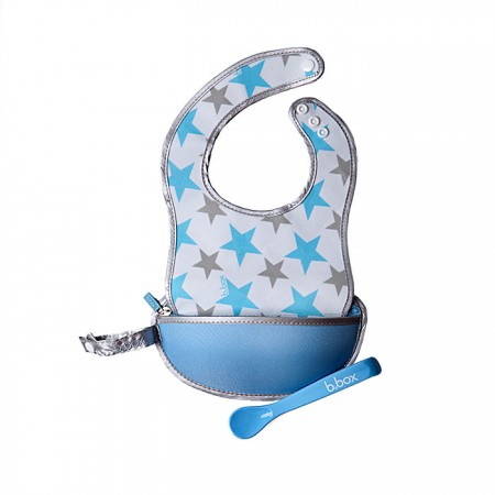 Bbox Travel Bib - Shining Star