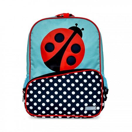 JJ Cole Toddler Backpack - Ladybug