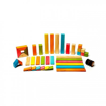 Tegu Magnetic Block - 42 Piece Set